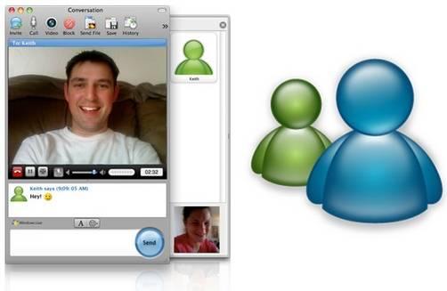 Descarga la versión final de Messenger 8 para Mac, con videochat