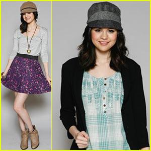Selena Gomez Clothes on Selena G  Mez Modela Su Marca De Ropa Dream Out Loud   Generaccion Com