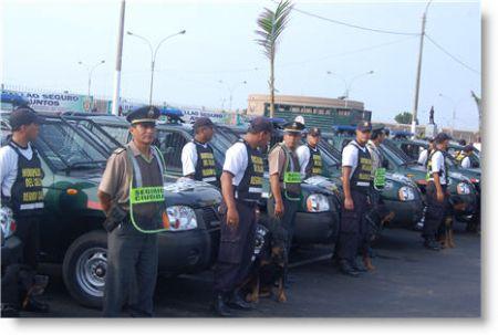 policia nacional del peru en su dia cada 30 de agosto se celebra en el