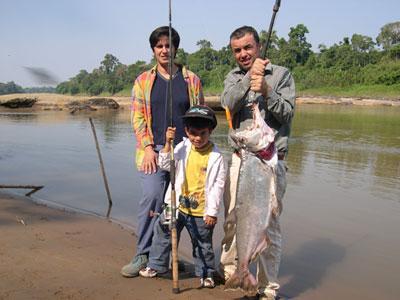 El desarrollo del turismo de pesca deportiva en el Perú