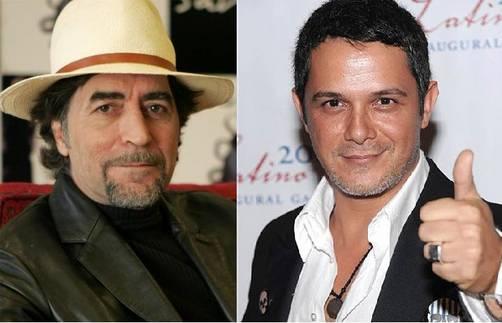 Alejandro Sanz a dúo con Joaquín Sabina en Youtube