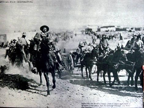 Revolucion Mexicana a Color Revolución Mexicana 1910