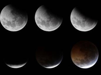 Astronom a el eclipse de luna el ltimo gran espect culo for Ultimos chimentos del espectaculo