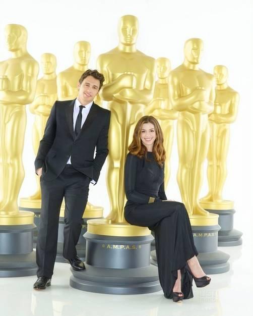 Anne Hathaway James Franco: James Franco Y Anne Hathaway Paradiarán 'Grease' En Los