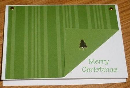 Navidad: Modelo de tarjeta para Navidad