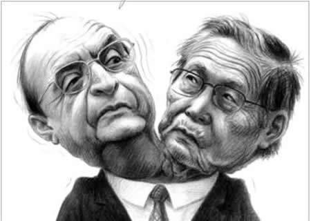 Mafias gobernarían el Perú junto a Keiko Fujimori