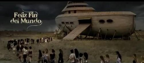 Comercial de 'Axe' propone un 'feliz' fin del mundo lleno de mujeres y un solo hombre (Video)