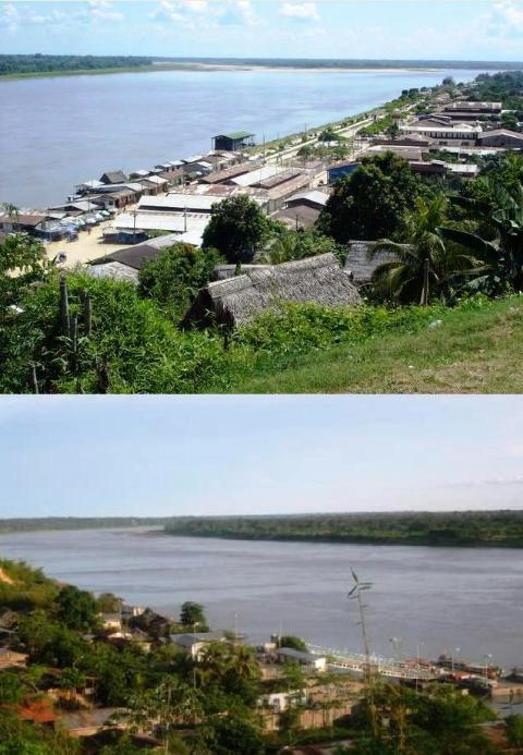 CONTAMANA CIUDAD AMAZONICA