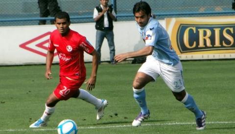 Sporting Cristal enfrenta al Juan Aurich en Chiclayo