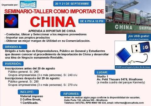 comprar a china