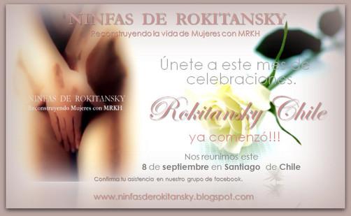 Ninfas de Rokitansky comienza a celebrar dos años desde su creación en 2010.