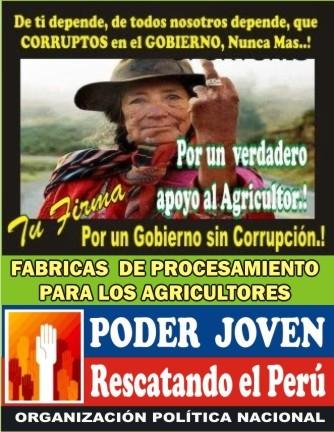 ASOCIACIÓN PUBLICA PRIVADA CON PEQUEÑOS  PRODUCTORES