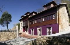 Una obra de amor: la restauración de una casa rural en Asturias, norte de España