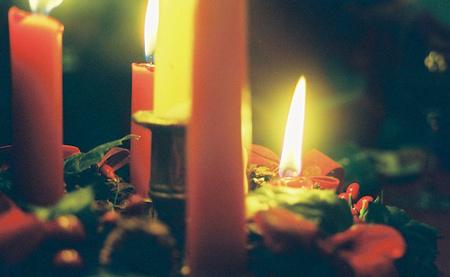 Navidad: Cómo hacer una corona de Navidad