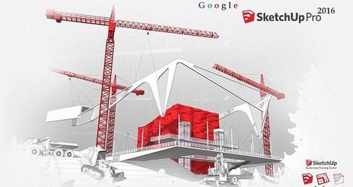 Google sketchup 2016 примеры работ - 41566
