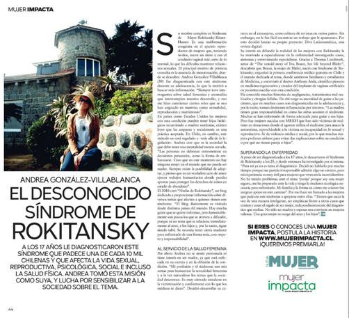 Periodista Andrea González-Villablanca es entrevistada por Mujer Impacta, organización que rinde homenaje a mujeres arquitectas de cambio.