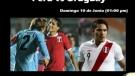 Escucha en vivo la transmisión del Perú vs Uruguay por Generaccion Radio