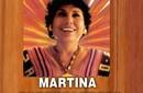 Martina Portocarrero candidata presidencial saluda a Dilma Rousseff