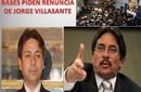BASES PIDEN RENUNCIA  DE COCO VILLASANTE Y PROPONEN A ENRIQUE CORNEJO PARA LA PRESIDENCIA DE LA COMISION ORGANIZADORA DEL  XXIV CONGRESO NACIONAL PAP