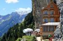 ¿Alguna vez has estado en Aescher hotel en Suiza?
