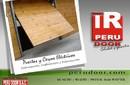 sistemas para puertas de garaje levadizas seccionales a control remoto PERU DOOR Telf 4623061