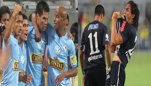 ¿Quién ganará el duelo entre Sporting Cristal y Alianza Lima por el torneo Descentralizado?