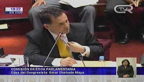 ¿Qué opinas del retorno a sus funciones parlamentarias de Omar Chehade?