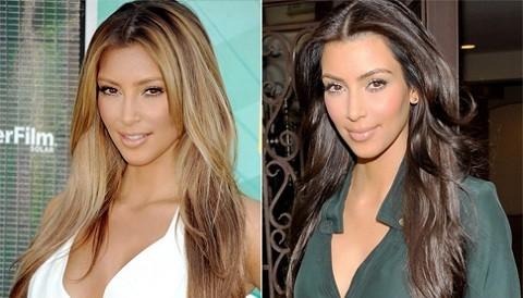 ¿Qué look le asienta mejor a Kim Kardashian?