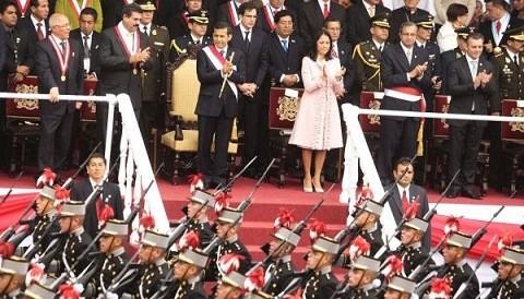¿Qué opinión le merece usted que el gobierno haya decidido realizar las actividades por fiestas patrias en Huancayo?