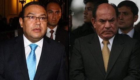 ¿Usted aprueba o desaprueba las renuncias de Otárola y Lozada a los ministerios de Defensa y del Interior?