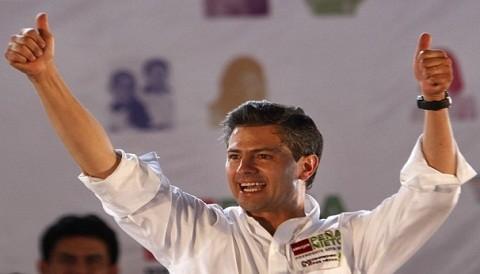 ¿Crees que Peña Nieto tenga la victoria asegurada?