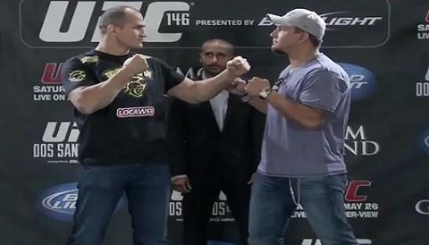¿Quién ganará el duelo por el UFC 146?