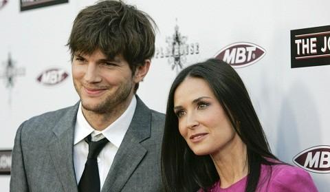 ¿Crees que Demi Moore debería perdonar a Ashton Kutcher?