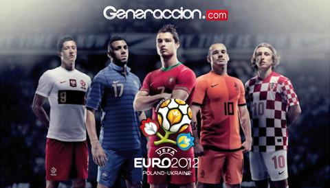 ¿Qué selección crees que ganará la Eurocopa 2012?
