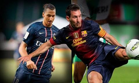 Encuesta: El PSG de Ibrahimovic o el Barcelona de Messi ¿Cuál de los dos ganará en París?