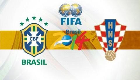 ¿Quién ganará el partido inaugural de Brasil 2014?