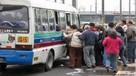 ¿Cree usted que el paro de transportistas del miércoles tendrá resultados positivos?