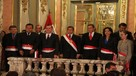 ¿Está Ud. de acuerdo con la designación de los nuevos ministros de Defensa y del Interior?
