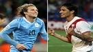 Uruguay o Perú ¿Cuál de los dos equipos crees ganará hoy en la sexta fecha de las eliminatorias Brasil 2014?