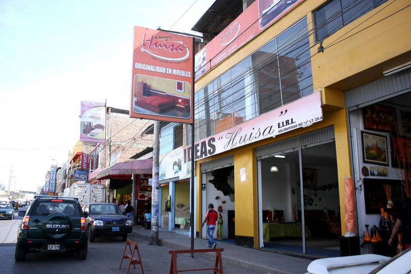 Parque industrial villa el salvador muebles para bebes for Plano de villa el salvador