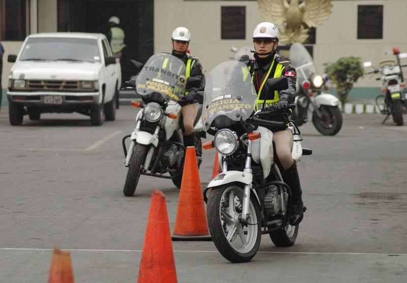 El Escuadrón Fénix de la Policia Nacional del Perú, cuerpo