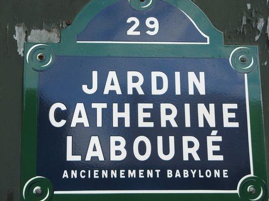 Un Biohuerto Público en París: El Jardín Catherine Labouré