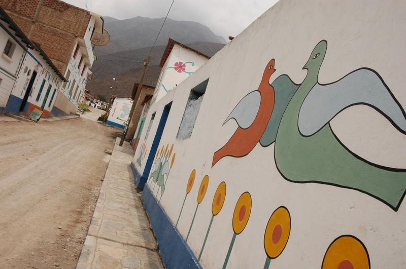 Antioquía es un pueblo muy pintoresco, ubicado en el Valle del río Lurín, a 75 kilometros de distancia de Lima