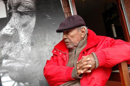 Fotógrafo Carlos 'Chino' Domínguez