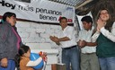 Presidente Ollanta Humala, participó en la inauguración del sistema de agua potable denominada Paraíso Alto en Villa María del Triunfo