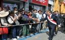 Presidente  Ollanta Humala, asistió al 132º Aniversario de la Batalla de Arica y la Renovación del Juramento de Fidelidad a la Bandera
