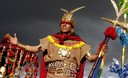 Ceremonia del Inti Raymi en Sacsayhuamn