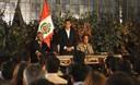 Jefe de Estado, Ollanta Humala, se reunió con Alcaldes de Cajamarca en Palacio de Gobierno