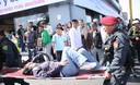 Atropellan a joven universitaria en el cruce de avenidas 28 de julio con Republica de Panamá en la ciudad de Lima