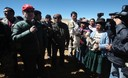 Premier Oscar Valdés visitó esta mañana zonas de minería ilegal en Azángaro, Asillo y Potoni
